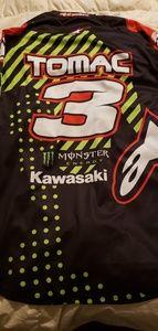 Eli Tomac #3 motocross jersey